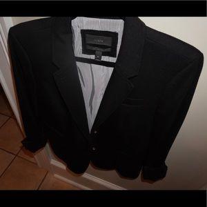 J Crew size 12 black school boy blazer